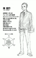 Nobuyuki Kai CharaProfile
