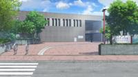 Sendai City Gymnasium