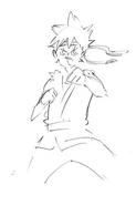 Haikyu Fight the Movie Sketch