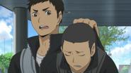 Daichi and Tanaka