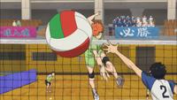 Niespodziewany atak hinaty w anime