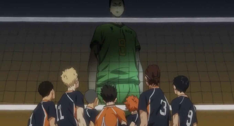 Match Begins Episode Haikyuu Wiki Fandom