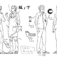 Projekt postaci z oficjalnej strony
