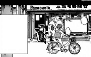 Parasonic (manga)