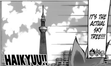 Skytree (manga)