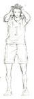 Yoshiki Towada Sketch