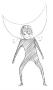 Kageyama the Moon