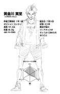 Kanji Koganegawa CharaProfile