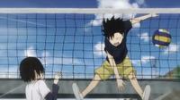 Kuroo und Kenma als Kind