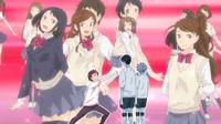 Nishinoyas Grund, warum er auf die Karasuno gekommen ist