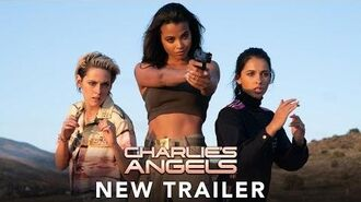CHARLIE'S ANGELS - Official Trailer -2 (HD)