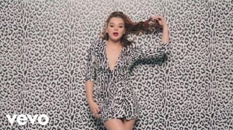 Hailee Steinfeld, Grey - Starving ft