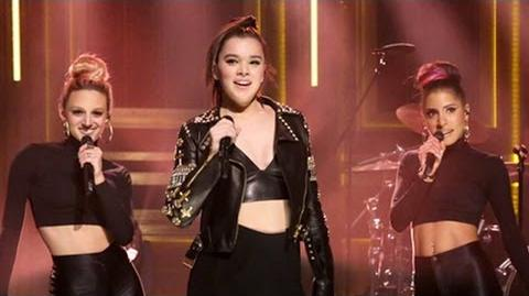 Hailee Steinfeld SLAYS 'Love Myself' on The Tonight Show!