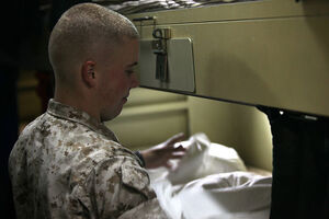 Butch Cut Marine