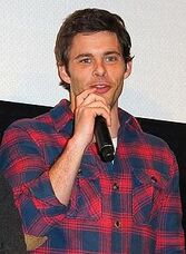 220px-James Marsden at the World Premiere of Robot and Frank, January 2012