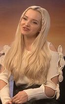 Dove Cameron in October 2017
