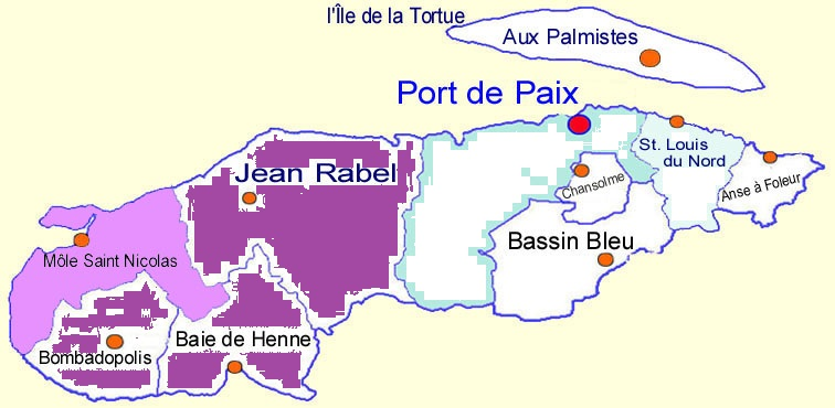Mle saint nicolas arrondissement haiti local fandom powered by location highlighted in purple within nord ouest departmenthaiti gumiabroncs Images