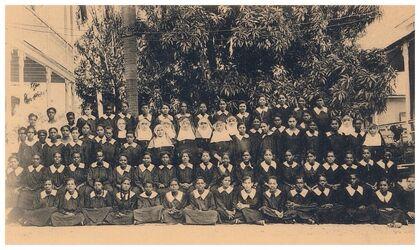St Francis Xavier Institute PAP Haiti 1910 12519