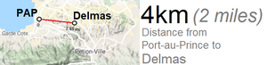 DEL distance 904 Michael Vedrine