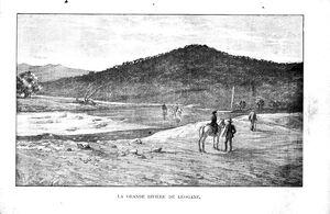 Leogane History