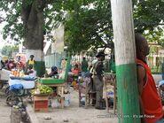 Street Vendors Place Publique Mirebalais
