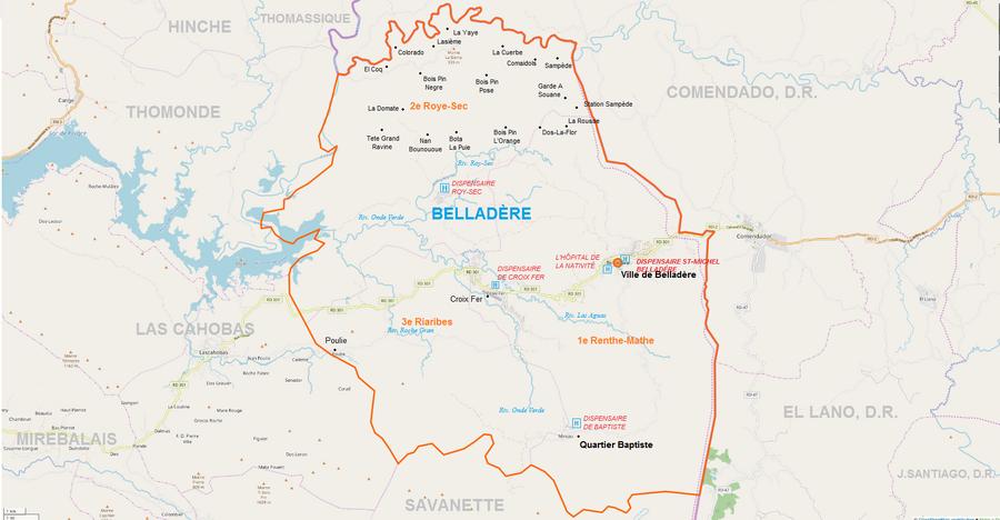Belladere MAP