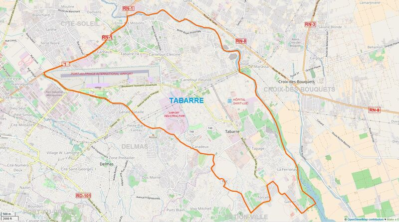 TABARRE