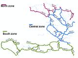 Haiti Road Network