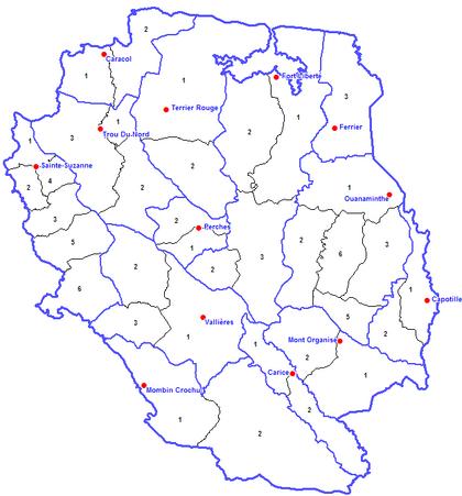 Nord-EstMap