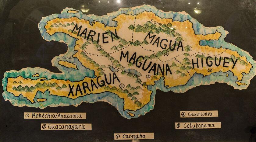 Hispaniol 921 Michael Vedrine