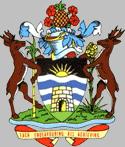 Antigua and barbuda coa