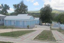 Nouveau Lycee National Charlemagne Peralte de Belladere, Centre Haiti