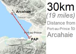 Arcahaie distance 121118 Michael Vedrine