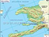 Landforms of Haiti