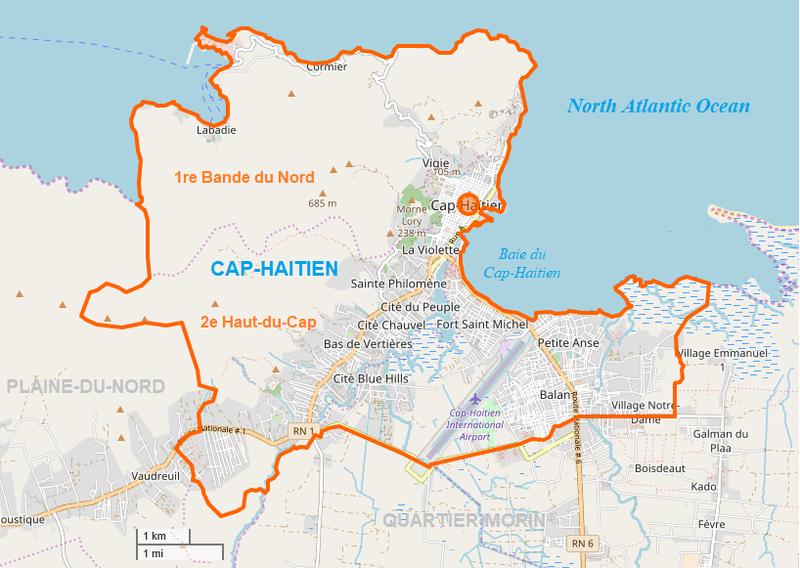 Cap Map