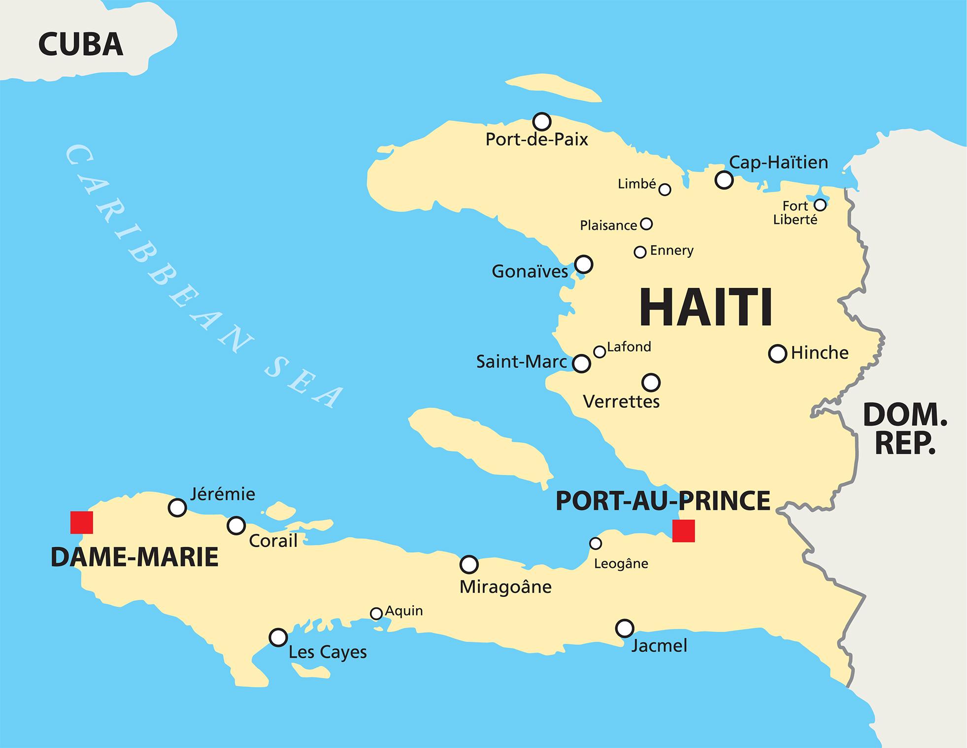 Image Haiti mapjpg Haiti FANDOM powered by Wikia