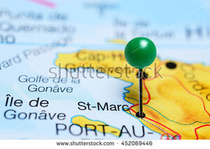 Stock-photo-st-marc-pinned-on-a-map-of-haiti-452069446