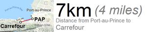 CAR distance 904 Michael Vedrine