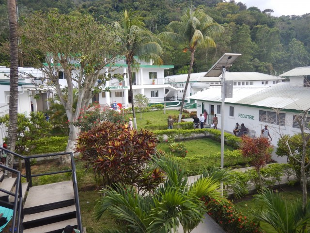 L'Hôpital Sacré-Cœur de Milot