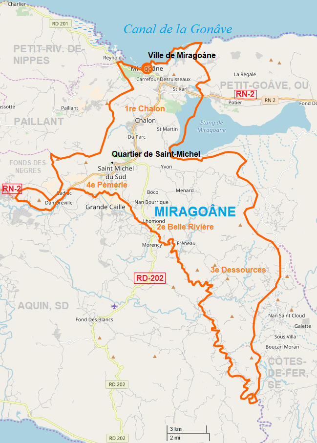 Miragoâne | Haiti Local | FANDOM powered by Wikia