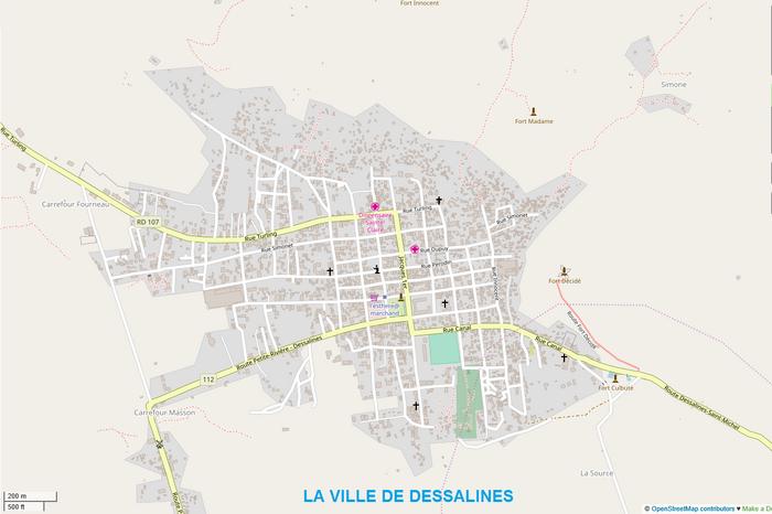 Dessalines Center