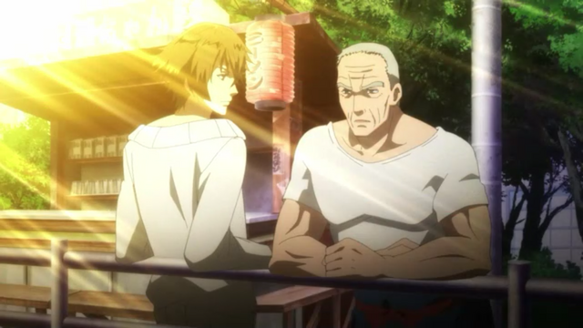 File:Anime Season 1 Episode 03 Screenshot Banba and Genzo.png