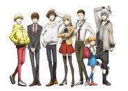 HTR anime cast2