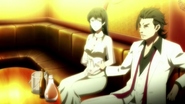 Anime Season 1 Episode 05 Screenshot Longfang Wang and Sayuri