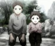 Anime Season 1 Episode 2 Screenshot Lin and Qiaomei