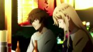 Anime Season 1 Episode 05 Screenshot Lin and Banba