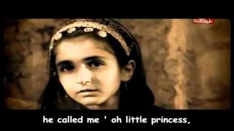 """National Anthem of Arabia, Dima Bashar's song """"I was sitting in the garden"""""""