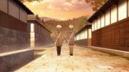 Akihiko and Shinobu