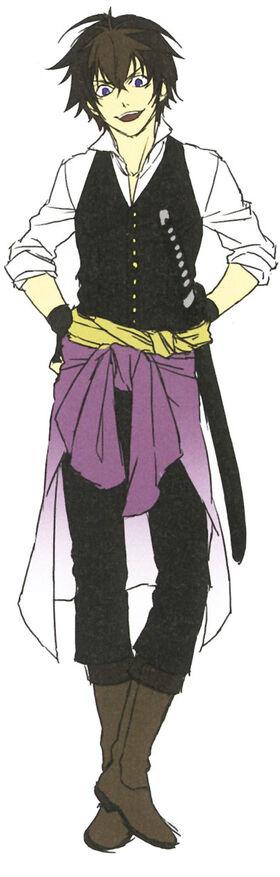 Kisuki.net artbooks hakuouki-shinsengumi-kitan-original-illustrations 132