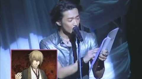 ENG SUB Hakuouki Live Drama @OP2009